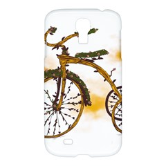 Tree Cycle Samsung Galaxy S4 I9500/i9505 Hardshell Case by Contest1753604