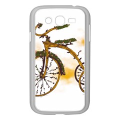 Tree Cycle Samsung Galaxy Grand Duos I9082 Case (white) by Contest1753604