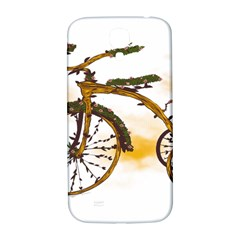 Tree Cycle Samsung Galaxy S4 I9500/i9505  Hardshell Back Case by Contest1753604