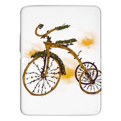 Tree Cycle Samsung Galaxy Tab 3 (10 1 ) P5200 Hardshell Case  by Contest1753604