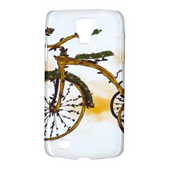 Tree Cycle Samsung Galaxy S4 Active (i9295) Hardshell Case