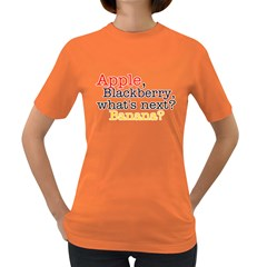 Technology At It s Finest Womens' T Shirt (colored) by Contest1612474