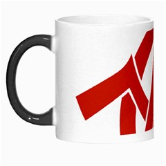 Hammer Sickle Anarchy Morph Mug by youshidesign