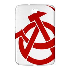 Hammer Sickle Anarchy Samsung Galaxy Note 8 0 N5100 Hardshell Case  by youshidesign