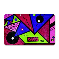 Modern Art Magnet (rectangular)