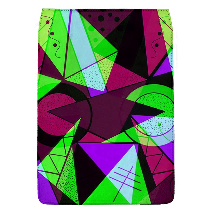 Modern Art Removable Flap Cover (Large)