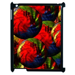 Balls Apple Ipad 2 Case (black) by Siebenhuehner