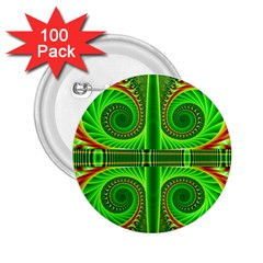 Design 2 25  Button (100 Pack)
