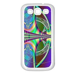 Design Samsung Galaxy S3 Back Case (white) by Siebenhuehner
