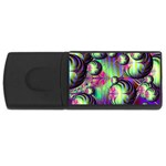Balls 4GB USB Flash Drive (Rectangle) Front