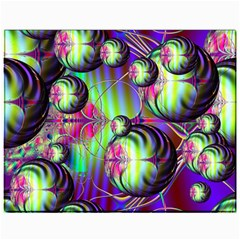 Balls Canvas 11  X 14  (unframed) by Siebenhuehner