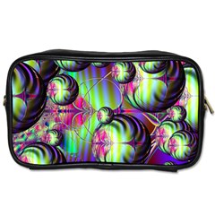 Balls Travel Toiletry Bag (one Side)