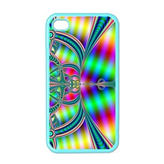Modern Art Apple Iphone 4 Case (color) by Siebenhuehner