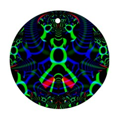 Dsign Round Ornament