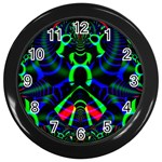 Dsign Wall Clock (Black) Front