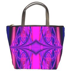Modern Art Bucket Bag by Siebenhuehner