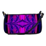 Modern Art Evening Bag Front
