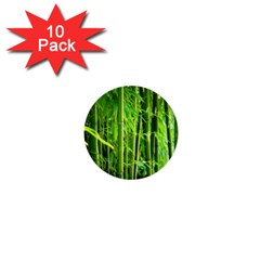 Bamboo 1  Mini Button (10 Pack) by Siebenhuehner