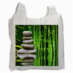 Balance  Recycle Bag (two Sides) by Siebenhuehner
