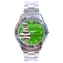 Balance Stainless Steel Watch (men s)