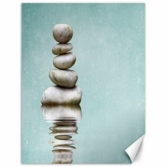 Balance Canvas 12  X 16  (unframed) by Siebenhuehner