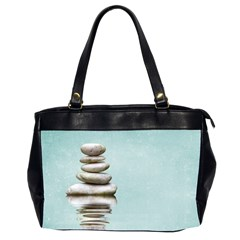 Balance Oversize Office Handbag (two Sides)
