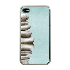 Balance Apple Iphone 4 Case (clear) by Siebenhuehner