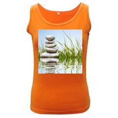 Balance Womens  Tank Top (dark Colored)