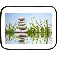 Balance Mini Fleece Blanket (two Sided)