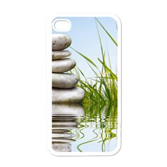 Balance Apple Iphone 4 Case (white)