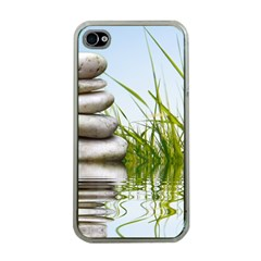 Balance Apple Iphone 4 Case (clear)
