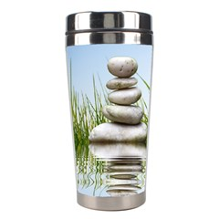 Balance Stainless Steel Travel Tumbler by Siebenhuehner