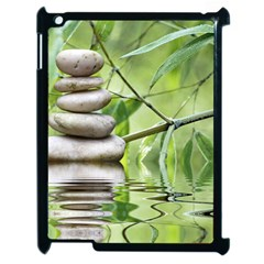 Balance Apple Ipad 2 Case (black) by Siebenhuehner