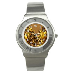 Magic Balls Stainless Steel Watch (unisex) by Siebenhuehner