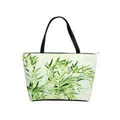 Bamboo Large Shoulder Bag by Siebenhuehner