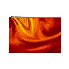 Wave Cosmetic Bag (large) by Siebenhuehner