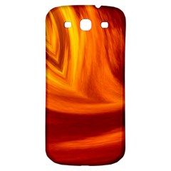 Wave Samsung Galaxy S3 S Iii Classic Hardshell Back Case by Siebenhuehner