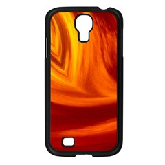 Wave Samsung Galaxy S4 I9500/ I9505 Case (black) by Siebenhuehner
