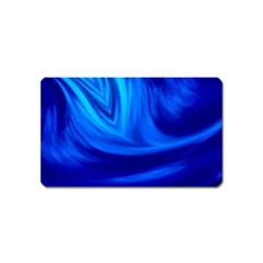 Wave Magnet (name Card) by Siebenhuehner
