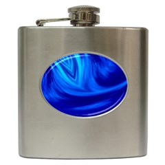 Wave Hip Flask by Siebenhuehner