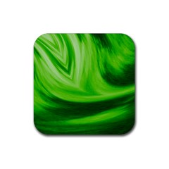 Wave Drink Coasters 4 Pack (square) by Siebenhuehner