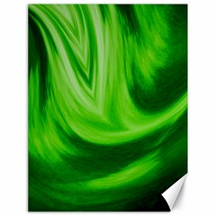Wave Canvas 18  X 24  (unframed) by Siebenhuehner