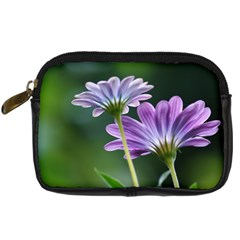 Flower Digital Camera Leather Case by Siebenhuehner
