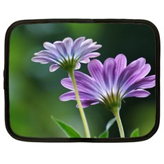 Flower Netbook Case (xl) by Siebenhuehner