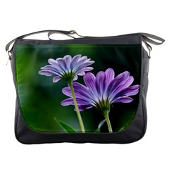 Flower Messenger Bag by Siebenhuehner