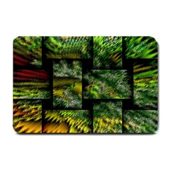 Modern Art Small Door Mat by Siebenhuehner