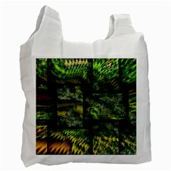 Modern Art Recycle Bag (one Side) by Siebenhuehner