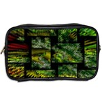 Modern Art Travel Toiletry Bag (Two Sides) Back