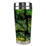 Modern Art Stainless Steel Travel Tumbler Right
