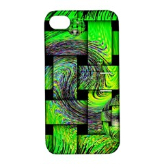 Modern Art Apple Iphone 4/4s Hardshell Case With Stand by Siebenhuehner